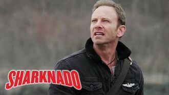 The Last Sharknado- It's About Time Official Trailer - SYFY