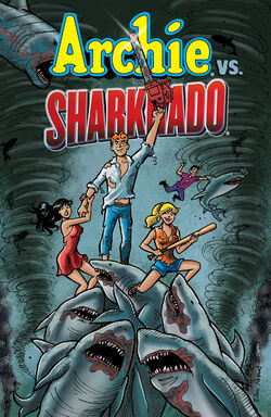 Archie vs Sharknado 001