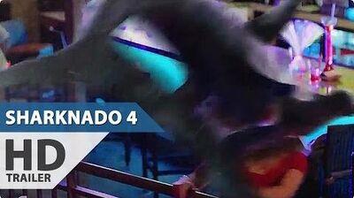 SHARKNADO 4 THE 4TH AWAKENS Teaser Trailer (2016)