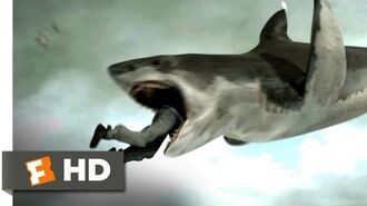 Sharknado 2 The Second One (9 10) Movie CLIP - Through the Eye of the Sharknado (2014) HD