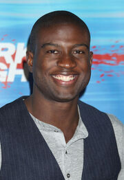 Sinqua Walls Shark Night 3D Los Angeles Premiere vdWmcE8bVu2l
