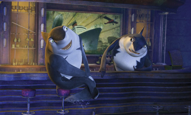 File:Shark Tale Frankie with Lenny.png