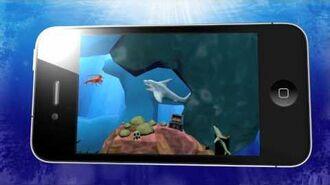 Shark Wars iPhone app demo