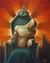 The watchman s chair by jslattum