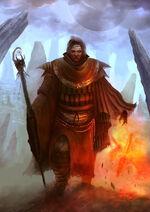 Pyromancer by nahelus-d6yjj15