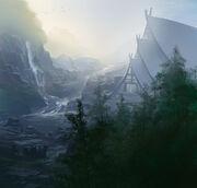 Hidden falls dojo by noahbradley-d4cp7pj