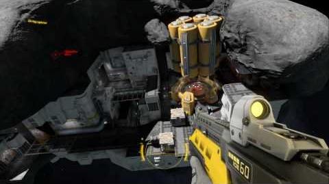Moondust Checkpoints Flythrough