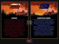 EU vs RU