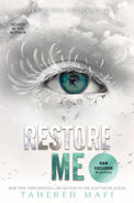 Restore Me Barnes and Noble