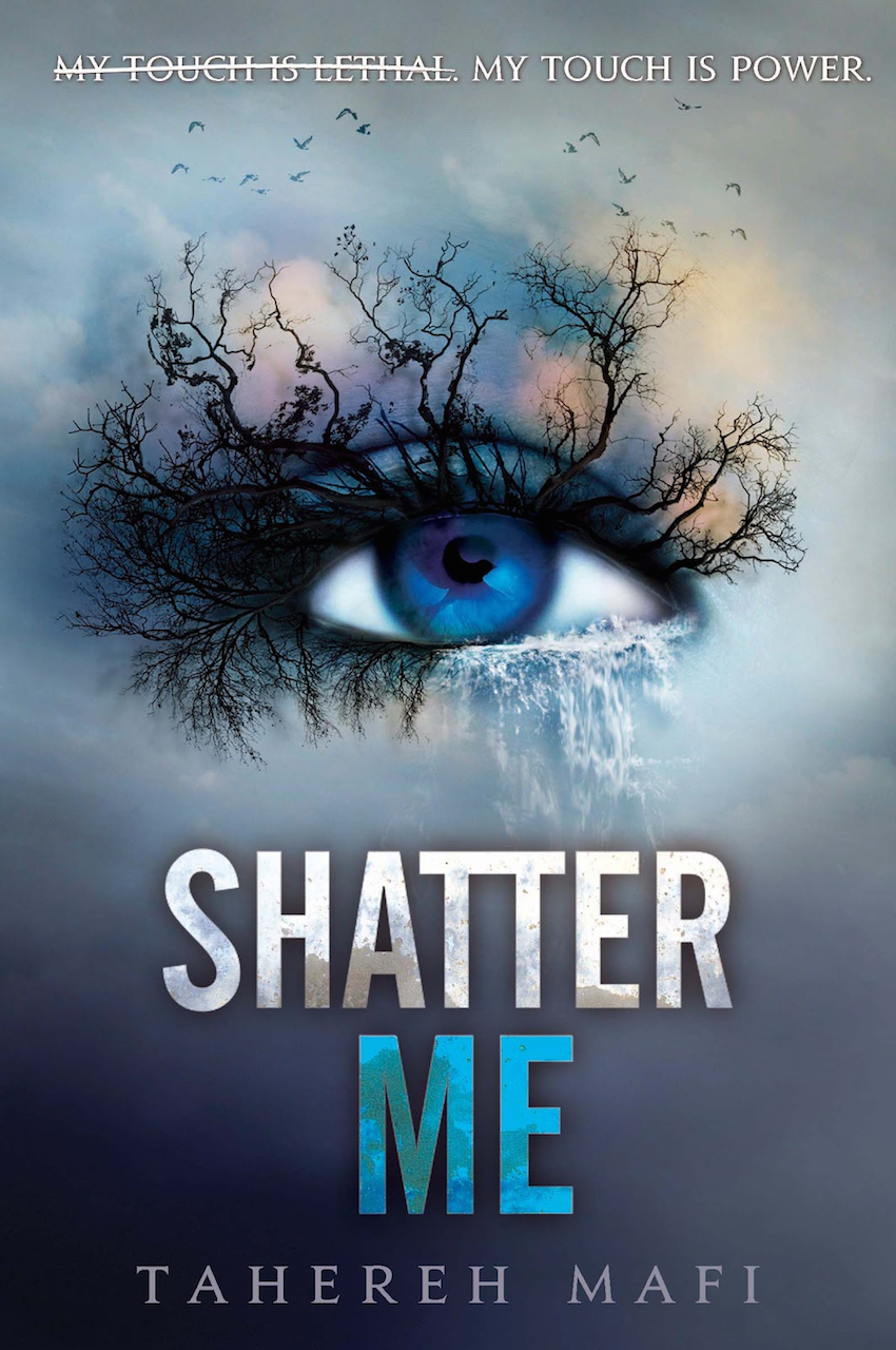 Image result for shatter me