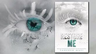 Restore Me - Official Book Trailer