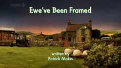 Ewe've Been Framed title card