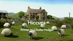 Hiccups title card
