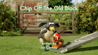 Chip Off The Old Block title card