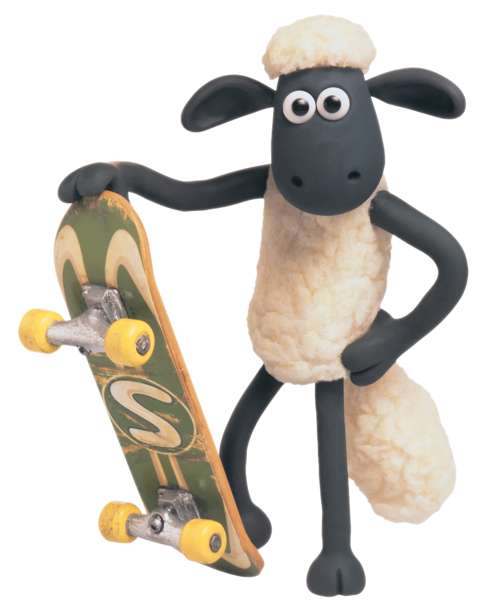 CategoryShaun The Sheep TV Series Characters
