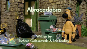 Abracadabra title card