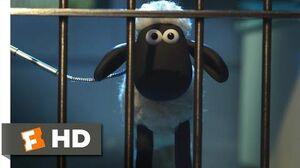 10) Movie CLIP - Shaun in the Slammer (2015) HD