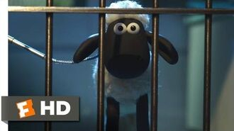 10) Movie CLIP - Shaun in the Slammer (2015) HD