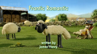 Frantic Romantic title card