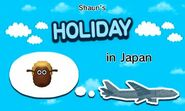 Shauns Holiday in Japan