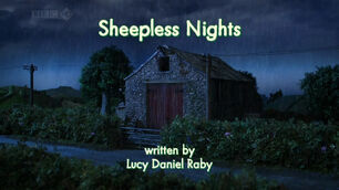 Sheepless Nights title card