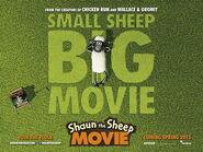 Shaun the Sheep (film) poster