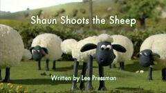 Shaun Shoots the Sheep title card