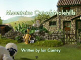Mountains Out of Molehills