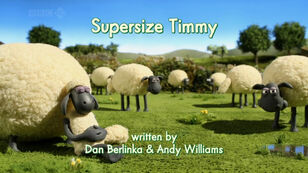 Supersize Timmy title card