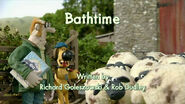 Bathtime title card
