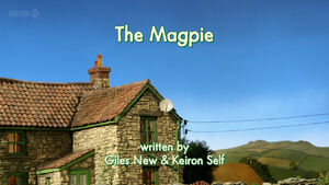 The Magpie title card