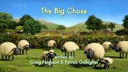 The Big Chase title card