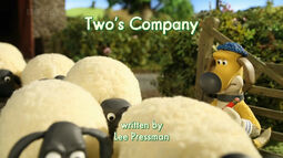 Two's Company title card