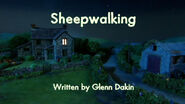 Sheepwalking title card