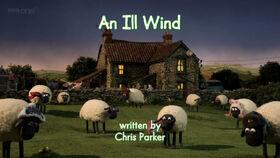 An Ill Wind title card