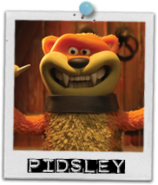 Pidsley card