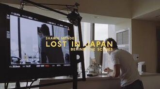 """Lost In Japan (Original Remix)"" - Behind The Scenes"