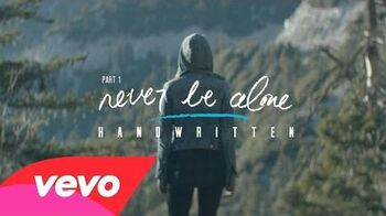 Shawn Mendes - Never Be Alone