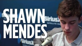 "Shawn Mendes ""Thinking Out Loud"" Ed Sheeran Cover Live @ SiriusXM Hits 1"