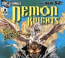 Demon Knights (Volume 1) Issue 3