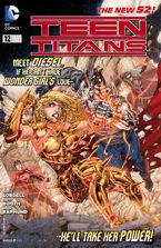 Teen Titans Vol 4-12 Cover-1