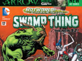 Swamp Thing (Volume 5) Issue 17