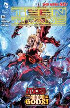 Teen Titans Vol 4-14 Cover-1