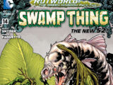 Swamp Thing (Volume 5) Issue 14