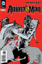 Animal Man Vol 2-8 Cover-1