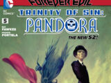 Trinity of Sin: Pandora (Volume 1) Issue 5