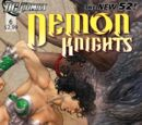 Demon Knights (Volume 1) Issue 6