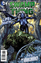Swamp Thing Vol 5-39 Cover-1