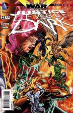 Justice League Dark Vol 1-22 Cover-2