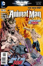 Animal Man Vol 2-11 Cover-1
